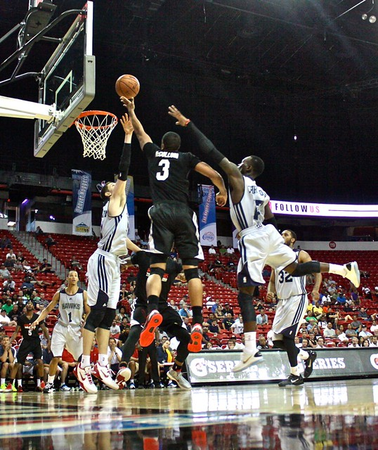 CJ McCollum - 2013 NBA Summer League