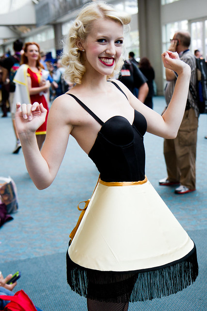 ... Sexy Lamp And The Story Still Basically Works, Maybe You Need Another  Draft.u201d Well, Check Out This Cosplayer Who Embraced The Concept  Tongue In Cheek At ...