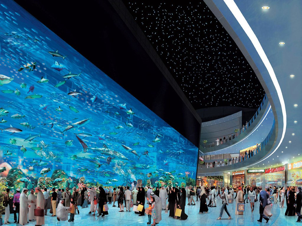 DUBAI MALL, DUBAI AQUARIUM, TRAVEL BLOG
