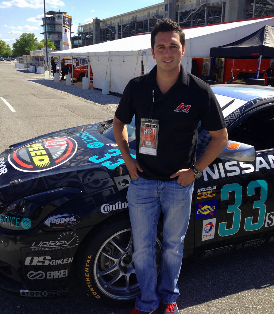 9367269678 73f99019f3 b Patricio Jourdain and K1 Speed Join Skullcandy Team Nissan for Remainder of 2013 Season