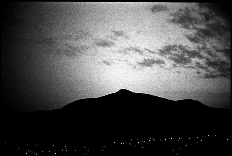 les crépuscules du soir