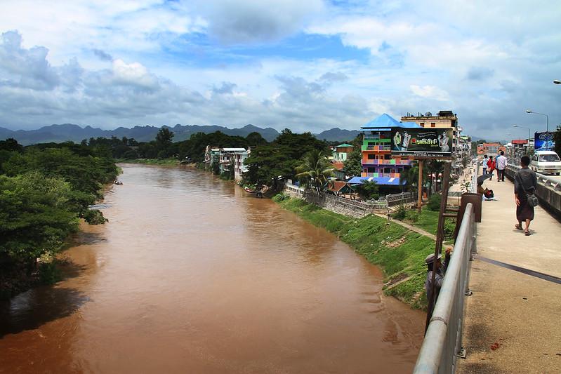 Myawaddy, 26/07/2013