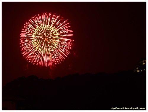 Fire works #01