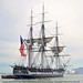The USS Constitution by thegreatlandoni