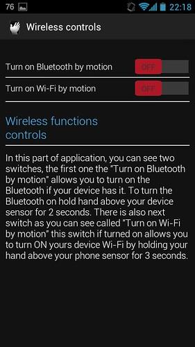 Air Swiper для Android