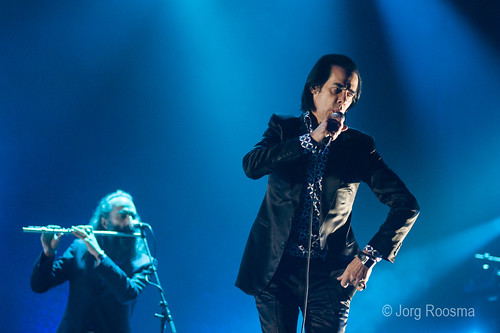 Nick Cave by Jorg Roosma
