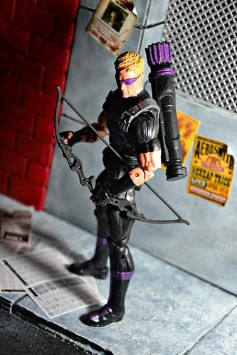 Marvel's Hawkeye