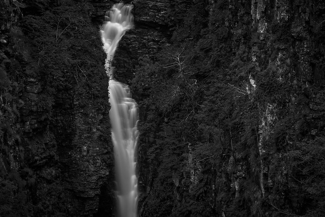 Corrieshalloch Gorge - Scottish Highlands