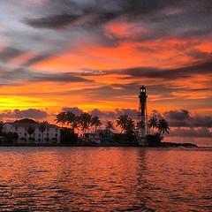 Deerfield Inlet, Pompano Beach #Florida #sunsentinel #sunrise #instamood #instagram_florida #instaflorida #istabilizer #iwitnessweather #almostlive
