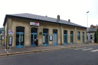 Fécamp: la gare
