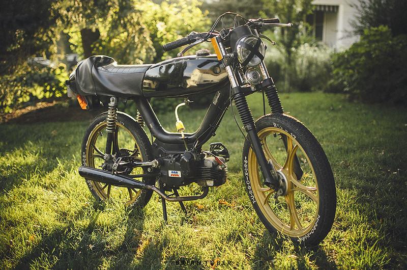 1987 Motomarina Sebring Moped