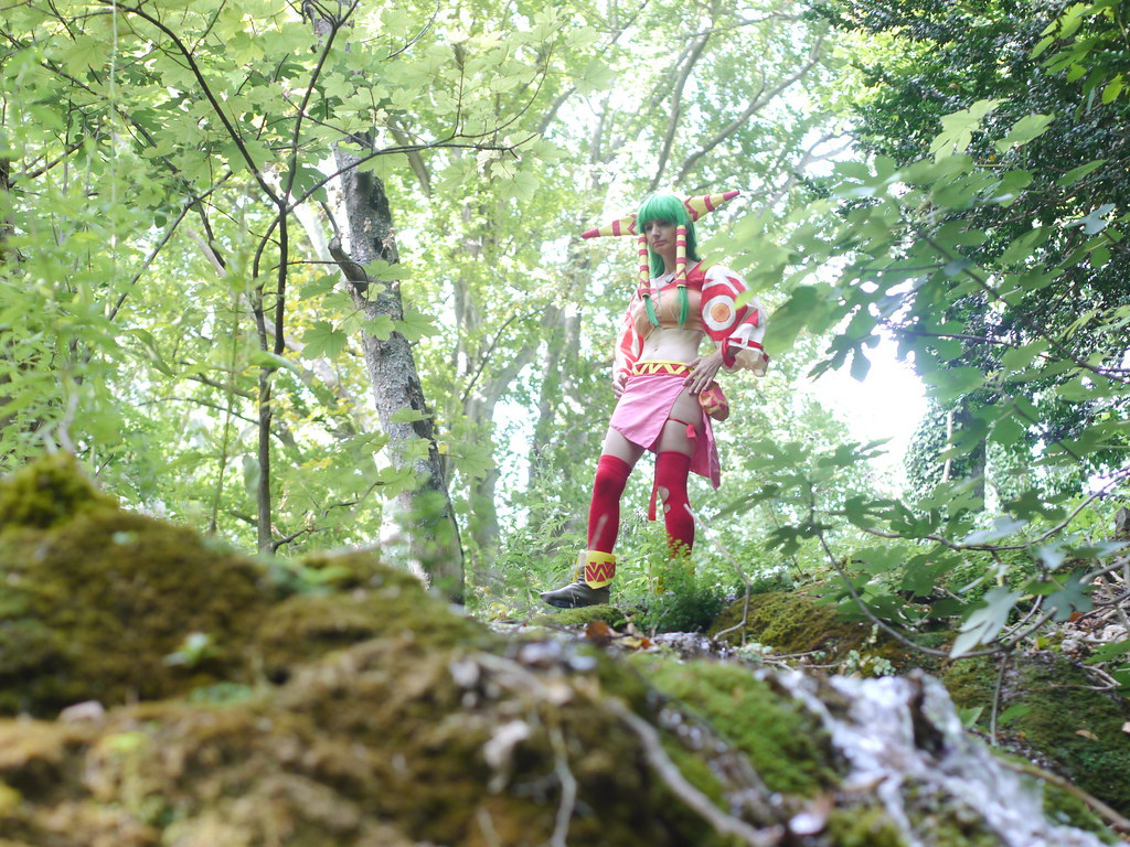 related image - Shooting Feena - Grandia - Parc de Saint Pons -2013-08-06- P1680748