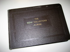 Coin Collectors album