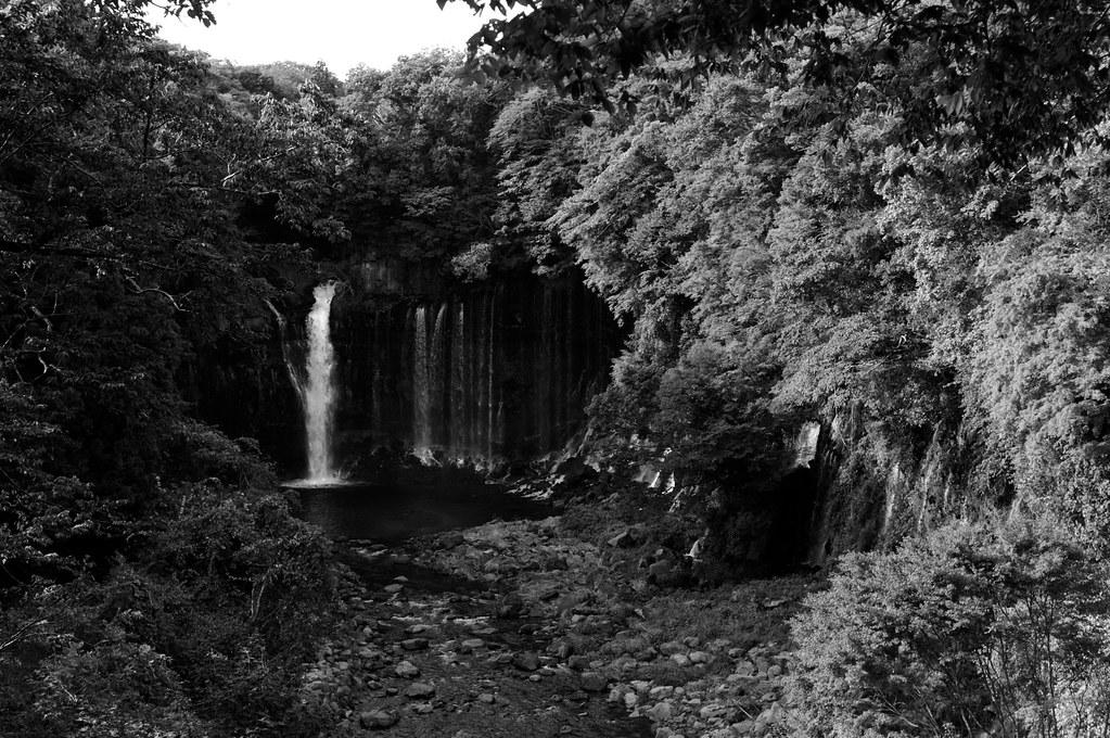 白糸の滝|静岡県富士宮市