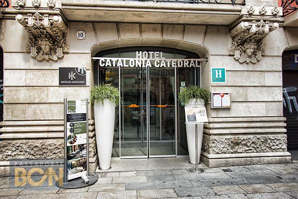 Hotel Catalonia Catedral, Barcelona