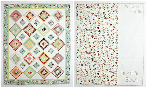 Joy | Cindy Lammon's Simply Modern Christmas | Saltwater Quilts
