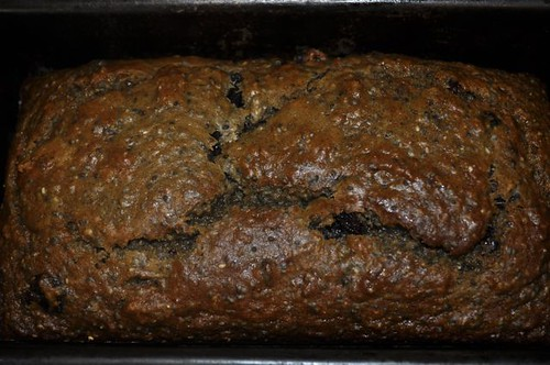 banana bread with olive oil 9