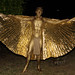 Eleven Night Club Bodypainting Gold