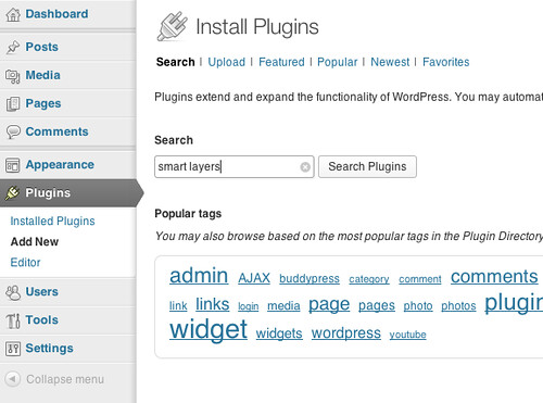 WordPress_Admin_Smart_Layers