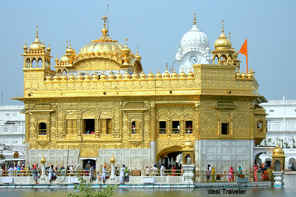 Golden Temple Harmandir Sahib Amritsar
