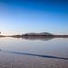 Photographer on salt lake, Gawler Ranges - South Australia by Robert Lang Photography