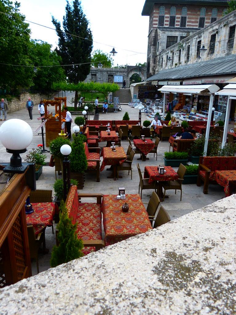 Café, Sultanahmet, Istanbul
