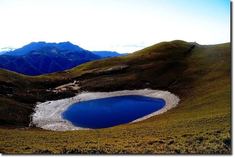 嘉明湖(Elev. 3310m) 3