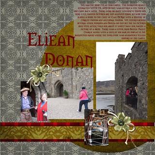 Pg 28 Eilan Donan
