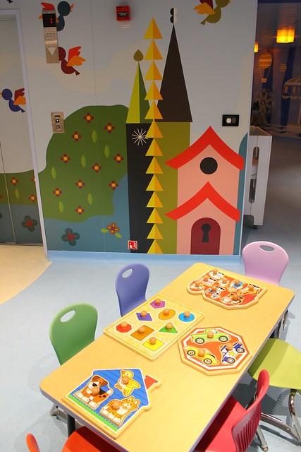 It's a Small World Nursery on the Disney Magic