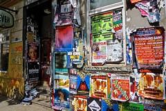 Graffiti & Posters