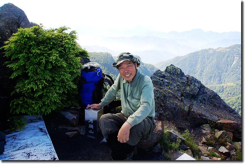 布秀蘭山山頂 1