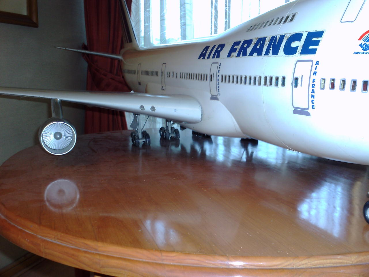 AIR FRANCE 747-228B escala 1:32 11155052926_98bb67111e_o