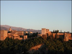 Alhambra from San Nicola