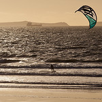 Surfing, Newgale