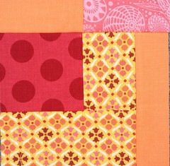 Tula Pink City Sampler - Block 90