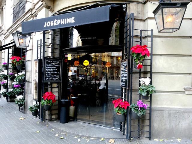 Josephine Restaurante Barcelona