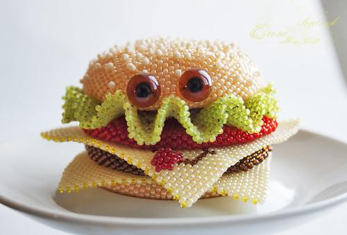 Гамбургер <img src=