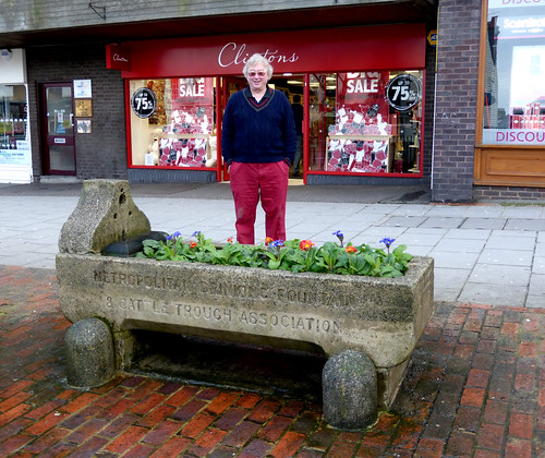 19th Century Horse Trough and Drinking Fountain