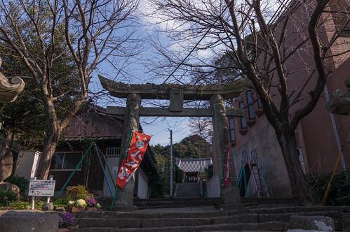 中川八幡神社