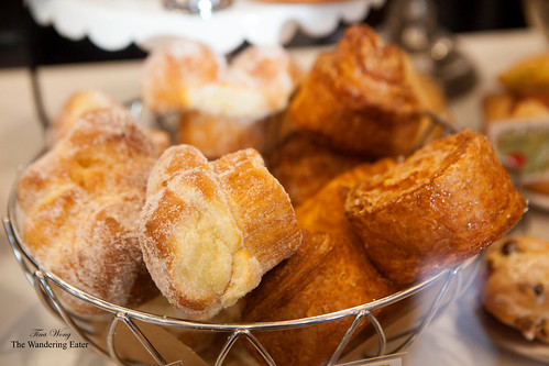 Doughnut sugar muffins