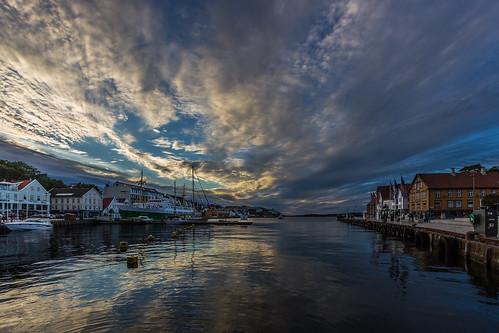 stavanger retosemanalgranangular norway noruega landscape paisaje cityscape harbour