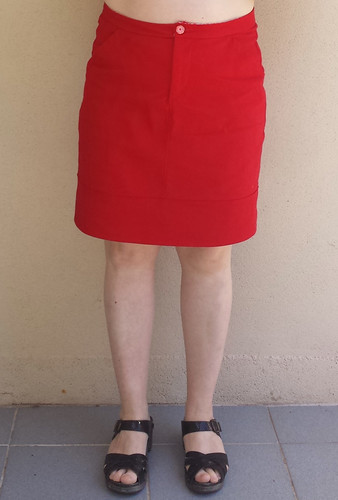 grainline moss mini - front