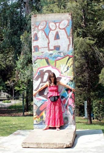 Albania Muro de Berlim
