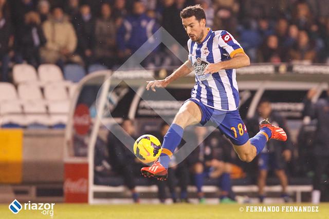 Liga Adelante. R.C.Deportivo - Sabadell