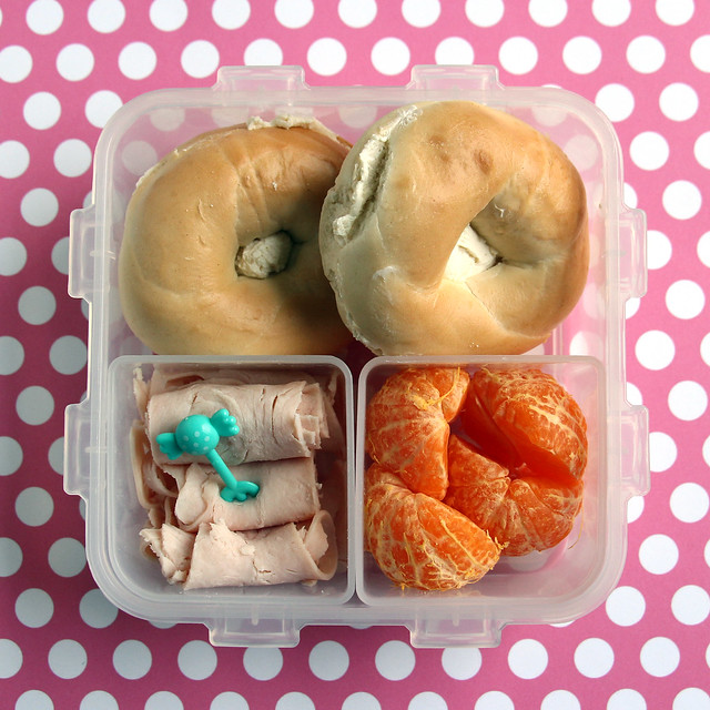 "Big Kid ""5 minute"" Bento #865"