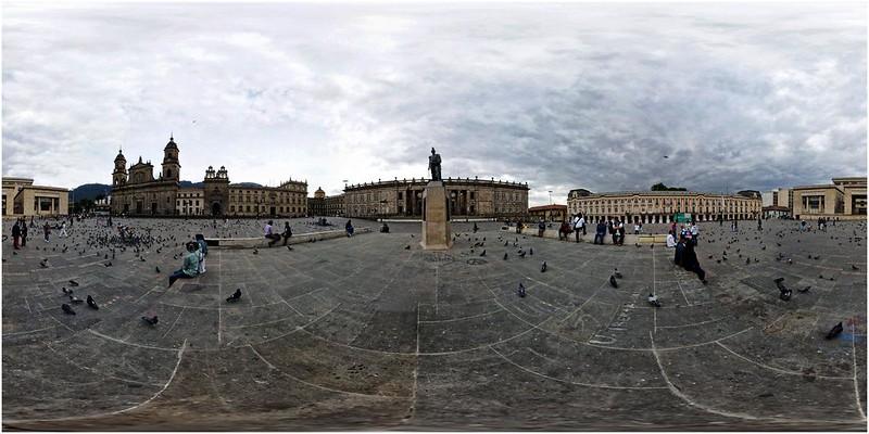 Plaza de Bolivar 360