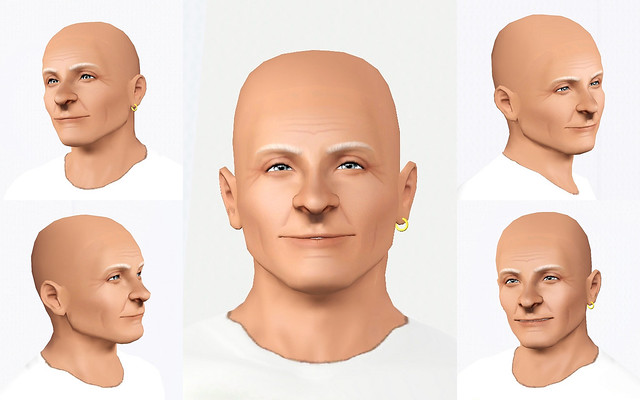 Mr. Clean - Closeups (Sim)