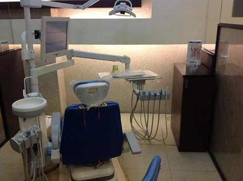 黃經理牙醫診所一樓診療椅0552
