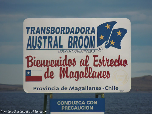 Cruce en la Balsa - Chile