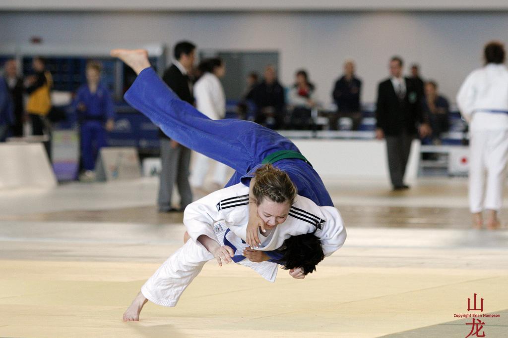 Pacific International Judo Tournament, February 15-16, 2014 -- PHOTOS 12636361615_1bb2170119_b